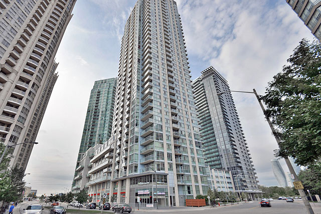 Solstice Condos and Lofts at 225 Webb Drive, Mississauga