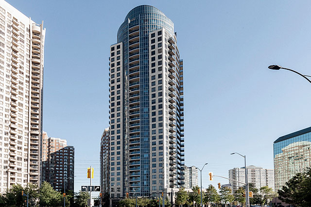 Ultra Ovation Condos in Square One at 330 Burnhamthorpe Road West, Mississauga