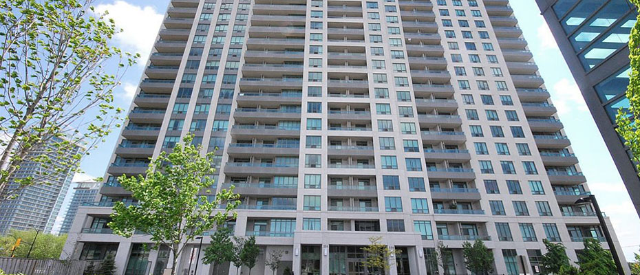 Universal Condos near Square One at 335 Rathburn Road West, Mississauga