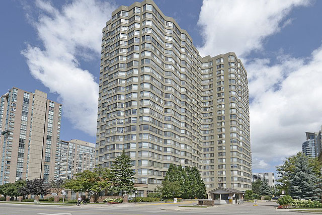 The Towne Condos at 3605 Kariya Drive, Mississauga