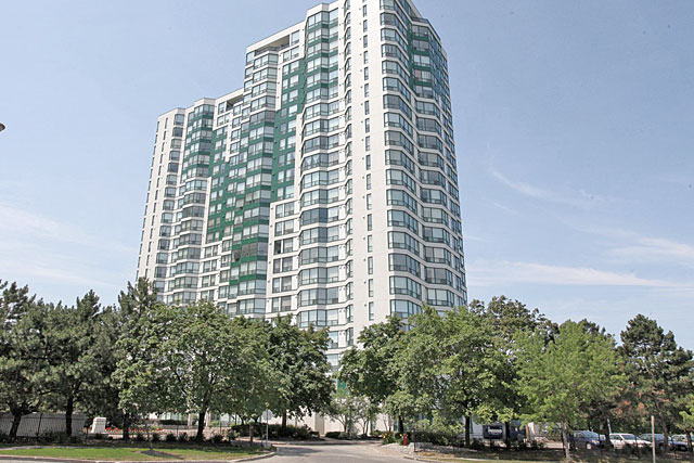 City View Condos at 4450-4460-4470 Tucana Court in the Square One area of Mississauga